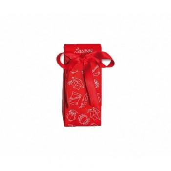 Confezione Busta rossa con scritte