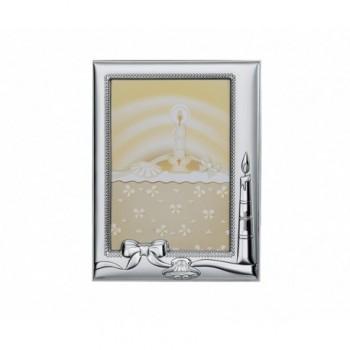 cornice battesimo laminata Mod. 85/F art.2700LB