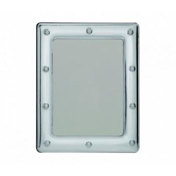 Cornice argento 100/F art.184 18x24
